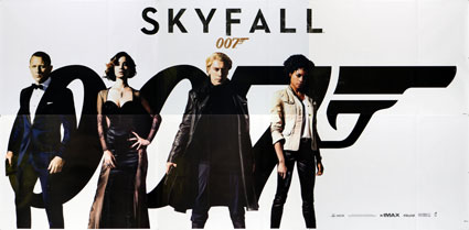 Skyfall by Sam Mendes