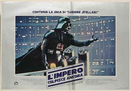 Empire Contre Attaque (l') (jeu De 12 Photos) par Irvin Kershner