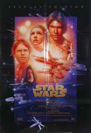 STAR WARS - SPECIAL EDITION