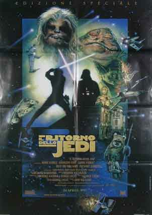 RETURN OF THE JEDI - SPECIAL EDITION