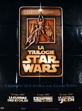 Star Wars - Special Edition by George Lucas (47 x 63 in)