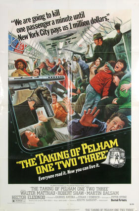 TAKING OF PELHAM ONE TWO THREE (the)