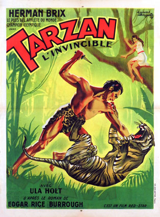 NEW ADVENTURES OF TARZAN (the)