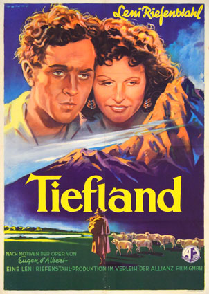 Tiefland by Leni Riefenstahl (23 x 33 in)