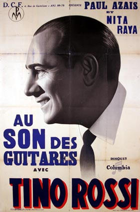 Au Son Des Guitares by Yves Mirande