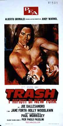 Trash by Paul Morrissey ()