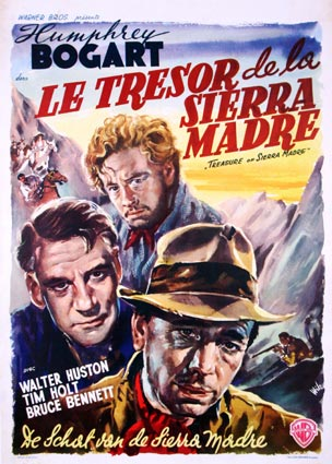 TREASURE OF THE SIERRA MADRE (the)