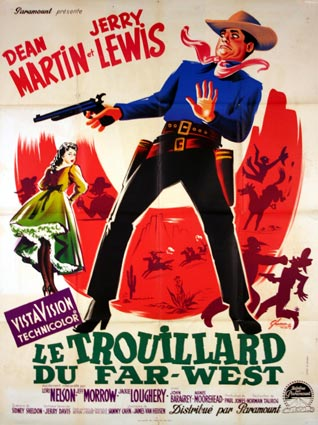 TROUILLARD DU FAR WEST (le)