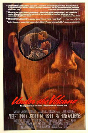 Under The Volcano by John Huston (27 x 41 in)