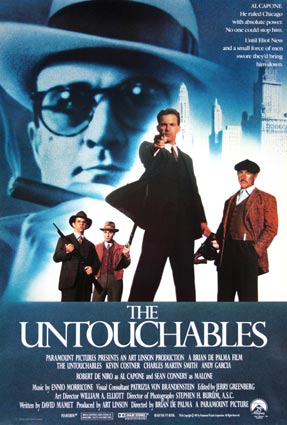 Untouchables (the) by Brian De Palma
