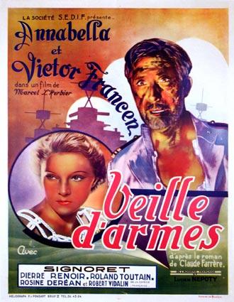 VEILLE D'ARMES