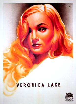 Veronica Lake by - ()