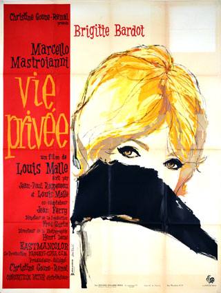 Vie Privee by Louis Malle ()