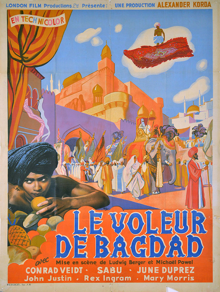 Thief Of Bagdad (the) by Michael Powell