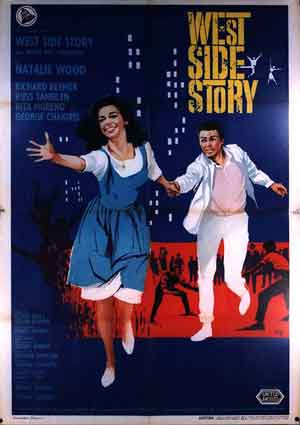West Side Story par Robert Wise ()