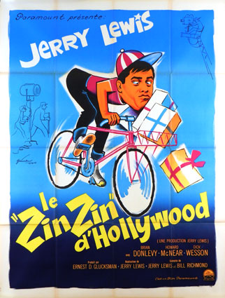 ZINZIN D'HOLLYWOOD (le)
